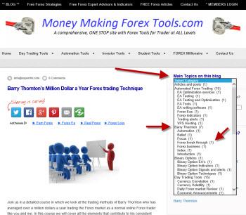 Forum.money making forex tools